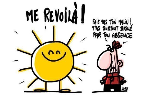 """Résultat de recherche d'images pour """"du soleil lundi humour"""""""